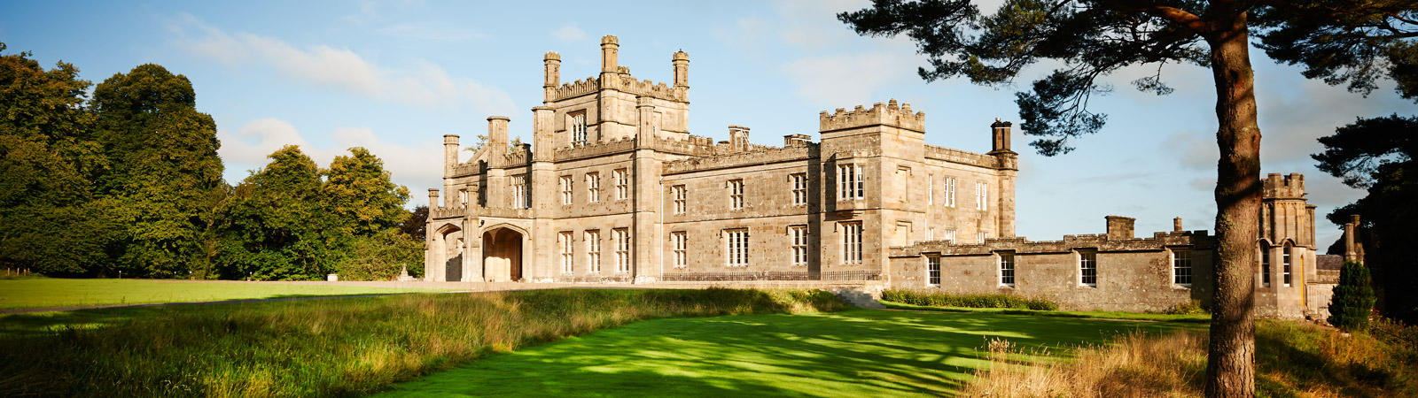 Exclusive Use Castle in Ayrshire