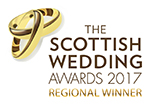 Scottish Wedding Awards Winner