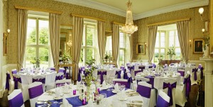 Blairquhan Castle Drawing Room wedding small